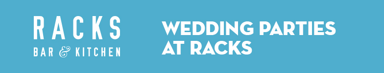 wedding receptions at racks