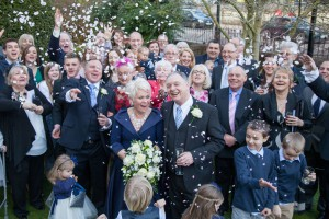 the perfect wedding day in Bristol