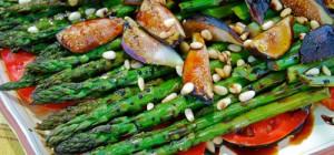 Vegetarians at a BBQ