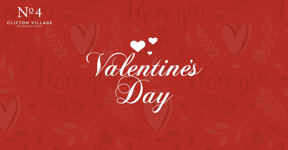 No4 Valentines Day Facebook Post No 4 Clifton Village