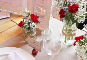 Wedding Styling at No.4 Clifton Village