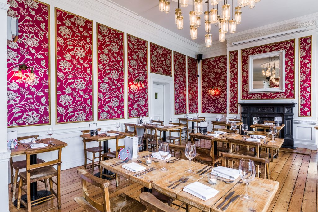 Private dining experiences at no 4 clifton village no 4 for Best private dining rooms bristol