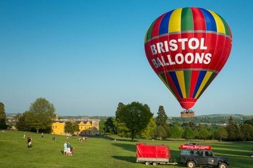 bristol balloon rides